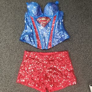 Superwoman outfit